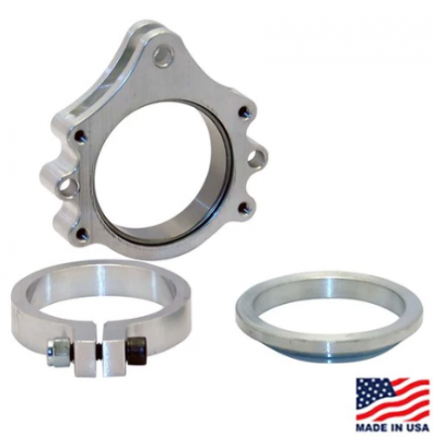 Suspension & Shock Components - Pull Bars & Torque Links - BSB Manufacturing - BSB Manufacturing 4159 Aluminum Bearing Chain Holder
