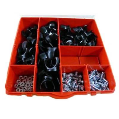 Fittings & Hoses - Hose Clamps & Separators - NotcHead - NotcHead 3300 Soft Line Clamp Builder Kit