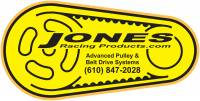 Jones Racing Products - Jones Racing Products 6PK695HD Heavy Duty 6 Rib 27.36 Serpentine Belt