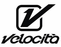 Velocita - Velocita DJ2 X-Small Black Double Layer Pro Logo Fire Suit Jacket SFI 3.2A/1