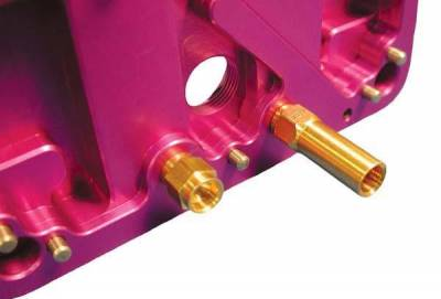 Carburetor Tuning  - Alcohol Jets - BLP Products - BLP Products 5550-124EXT Main Jet Extension .124