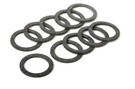 Engine Gaskets - Carburetor Gaskets - BLP Products - BLP Products 81597-B Power Valve Bottom Gasket
