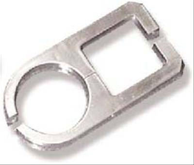 """Fuel System & Components - Fuel Filters - Kluhsman Racing Components - KRC 4120 2"""" Square x 2"""" Round Fuel Filter Bracket"""
