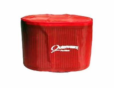 Air Filters & Cold Air Intakes - Pre Filters - Outerwears Co Inc - Outerwears Co Inc 10-1031-03 Kinsler/K&N KD-5000 Series Pre-Filter - Red