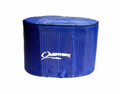 Outerwears Co Inc - Outerwears Co Inc 10-1031-07 Kinsler/K&N KD-5000 Series Pre-Filter - Purple