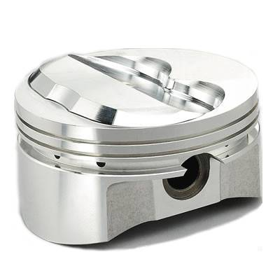 "Wiseco - Wiseco K404A35 SBC 400 4.155"" Bore Hollow Dome Pistons 6"" Rod 4"" Stroke"