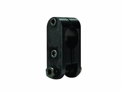 Suspension & Shock Components - Shock Mounts - Wehrs Machine - Wehr's WM2211750 Aluminum Shock Mount 1 3/4 Tube 2-1/4 Drop