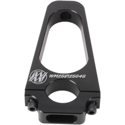 Body Components - Hood Accessories - Wehrs Machine - 'Wehr''s WM258125065 Clamp-On Hood Pin Mount 1.25 6.5 Tall'