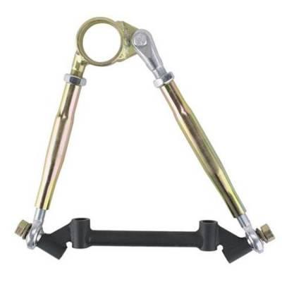 "Suspension & Shock Components - Control Arms - KMJ Performance Parts - 910-34373 9"" Adjustable Upper A-Arm w/ Cross Shaft Strut Type"