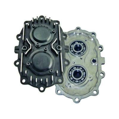 Transmissions, Rearends, & Gears  - Quick Change Components - Winters - Winters 6746 Aluminum Sprint Quick Change 10-Bolt Gear Cover W/Blgs