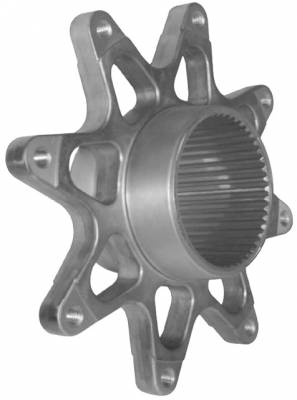Transmissions, Rearends, & Gears  - Quick Change Components - Winters - Winters 6986-01 Aluminum Splined Floating Brake Rotor Mounting Hub