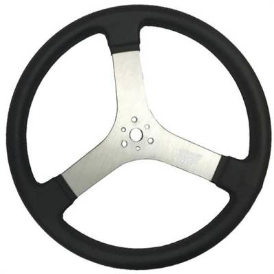 "MPI Steering Wheels - MPI MPI-DR-17  Steering Wheel Dirt Track  Sprint Car & Late Model 17"" Diameter"