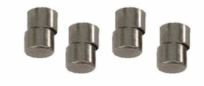 Cylinder Head Bolts, Studs, etc. - Small Block Head Bolts - Moroso - Moroso 37930 Small Block Chevy and Chrysler Long Dowel Pins - .030 Offset