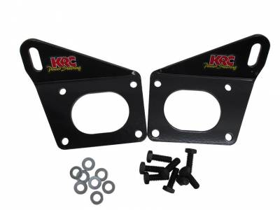 KRC Power Steering - KRC 79000000 CT525 Engine Motor Mounts - SBC to LS Conversion