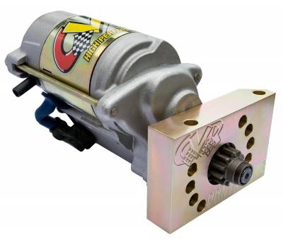 Ignition & Electrical - Starters - CVR - CVR 5311 Olds/Pontiac V8 Pro Torque 5-Position Mini Starter