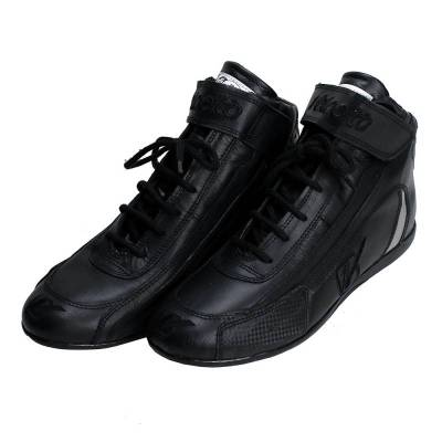 Safety & Seats - Shoes - Velocita - BLACK Velocita Hot Racing Shoes