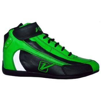 Velocita - GREEN Velocita Hot Racing Shoes