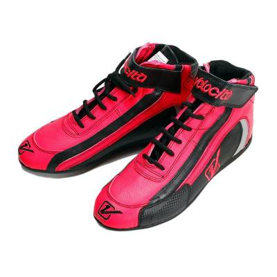 Velocita - PINK Velocita Hot Racing Shoes