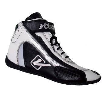 Safety & Seats - Shoes - Velocita - WHITE Velocita Hot Racing Shoes