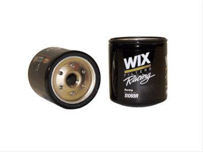 WIX Racing Oil Filters Chevy Short