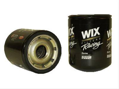 Wix Racing Oil Filters Large remote oil filter