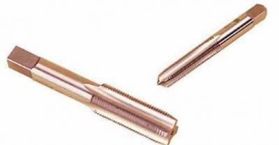 """Tools, Shop & Pit Equipment - Pit Equipment - Precision Racing Components - INDUSTRIAL TAPS 3/8"""" -24 RIGHT HAND THREAD"""