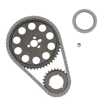 Valvetrain & Camshaft Components - Timing Chain Sets - Cloyes - Cloyes 9-3110A Hex-A-Just Billet Timing Chain Set - BBC