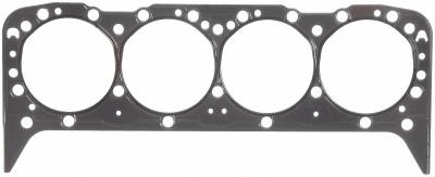 "Engine Gaskets - Cylinder Head Gaskets - Fel-Pro Gaskets - Fel-Pro Performance Head Gaskets Bore 4.100 Thickness .015"" Volume 3.2cc"