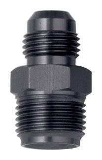 Steering - Power Steering Lines & Fittings - Fragola - -8 X 5/8-18 BLACK