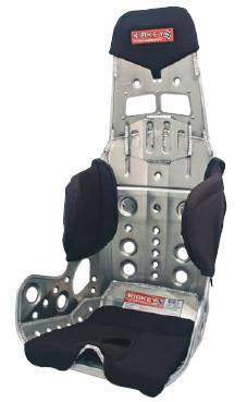 "Kirkey Racing Seats - 58 Series Lightweight Series Seat Cover 14"" Gray"