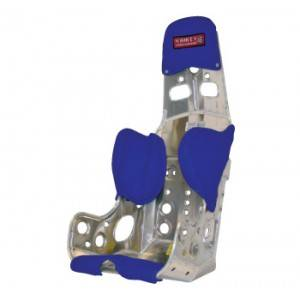 "Kirkey Racing Seats - 58 Series Lightweight Series Seat Cover 14"" Blue"