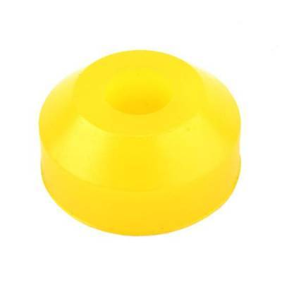 Right Foot - Right Foot 5508Y 3.375 X .75 Yellow 65 Durometer Bushing