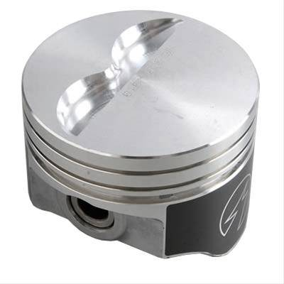 Pistons & Rings - Pistons - Speed Pro - FMP H660CP30 Speed Pro SBC 327 Hypereutectic FT 2VR Pistons 5.7 rod 4.030 over