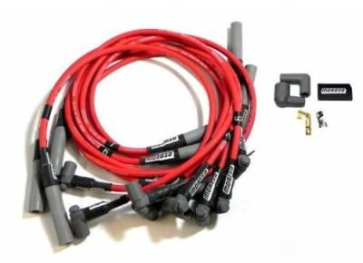 Moroso 73688 Ultra 40 Spark Plug Wires BBC 454 Chevy HEI Distributor 454 7.4L