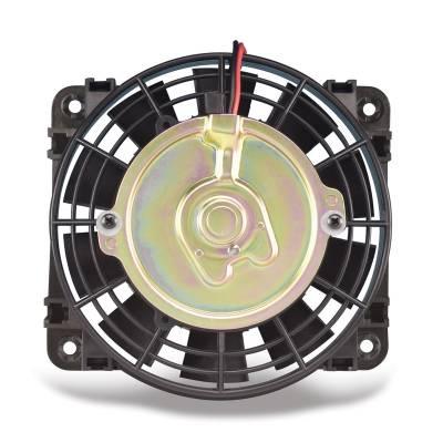 "Cooling - Mechanical Cooling Fans - Flex-A-Lite - Flexalite 108 Compact Auxiliary Electric Fan 10"" Reversible 800 CFM ATV UTV"