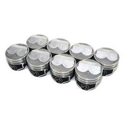 Federal Mogul - Speed Pro FMP H618CP40 Small Block Chevy 350ci .125 Domed Pistons .040 Over