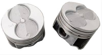 Federal Mogul - SBF SMALL BLOCK Ford 351W Speed Pro Flat Top Pistons 4.00 Bore 4 Valve Relief
