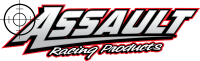 "Assault Racing Products - Assault Racing 8"" 350 SB Chevy Harmonic Balancer Damper SBC Internal Balance"
