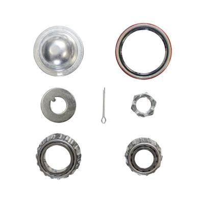 Stock Car - Victory Stock Car Front Suspension  - AFCO - AFCO  9851-8550 GM Metric Rotor Hub Install Kit Master Kit Bearings Seals Racing