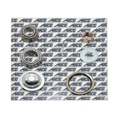 AFCO - AFCO  9851-8550 GM Metric Rotor Hub Install Kit Master Kit Bearings Seals Racing - Image 2