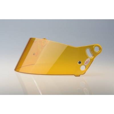 Safety & Seats - Helmet Shields & Accessories - Bell Racing - Bell 2010164 281 SRV Replacement Shield Amber SA2005