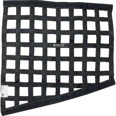 Safety & Seats - Seat Belts, Safety Harnesses, Window Nets & Components - AllStar Performance - Allstar Performance ALL10289 Window Net Border Style Drag Black SFI