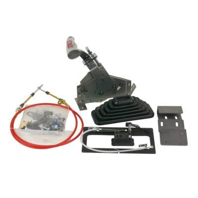 Transmission & Drivetrain - Shifters & Components - B & M - B&M 80692 Console Megashifter 1982-1992 3rd Gen Camaro/Firebird Automatic Trans
