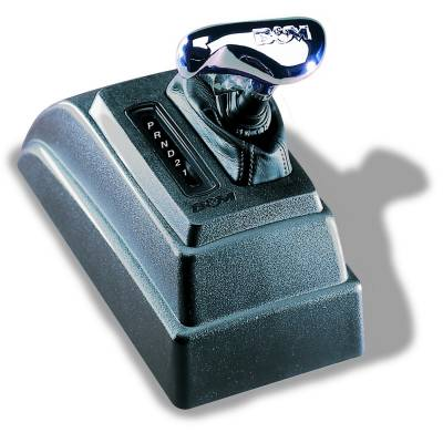 Transmission & Drivetrain - Shifters & Components - B & M - B&M 80885 Hammer Ratchet Shifter 3 & 4 Speed Automatic Trans TH-350 4L60 C6 727