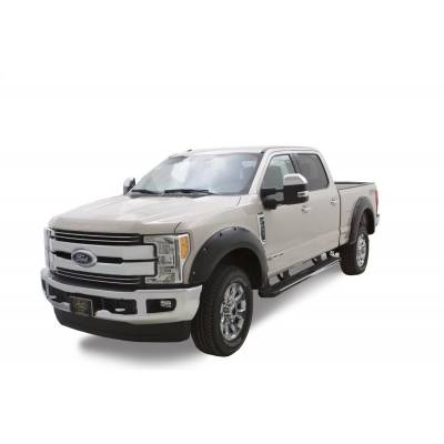 Bushwacker - Bushwacker 20945-02 Fender Flares Pocket Style 2018-2019 Ford F-150