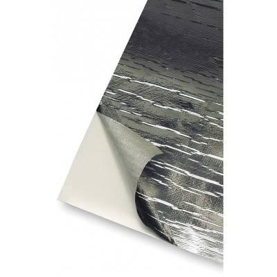 "Design Engineering - DEI 010412 Reflect-A-Cool Heat Barrier 36""x48"" HI Temp Blanket Fiberglass Foil"