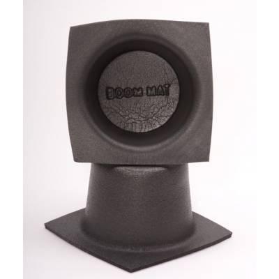 "Design Engineering - DEI 050320 Foam Car Stereo Speakers Cups Isolators Sound Baffles 5.25"" Round"