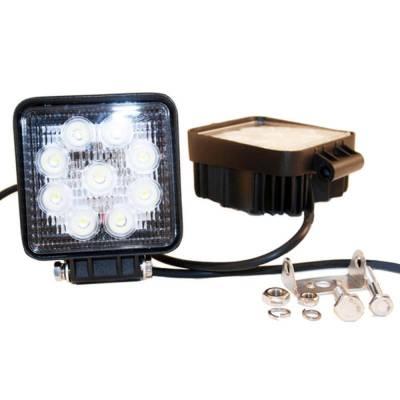 "Lighting - Delta Tech Industries - Delta Tech 01-2827-50L LED High Output 4 1/4"" Universal Flood Work Light Kit"