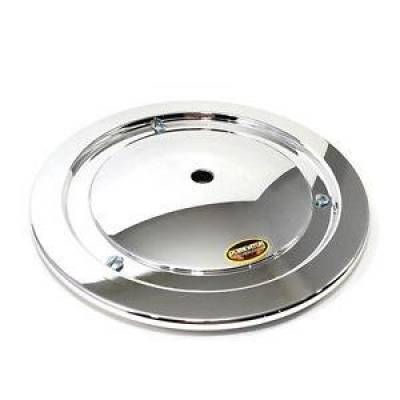 "Circle Track - Wheel Covers & Rings - Dominator Race Products - Dominator Race Products Chrome Ultimate 15"" Wheel Cover Aero Bassett Weld Real"