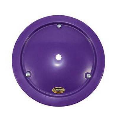 "Circle Track - Wheel Covers & Rings - Dominator Race Products - Dominator Race Products Purple Ultimate 15"" Wheel Cover Aero Bassett Weld Real"